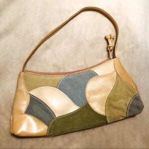 Leather vintage purse